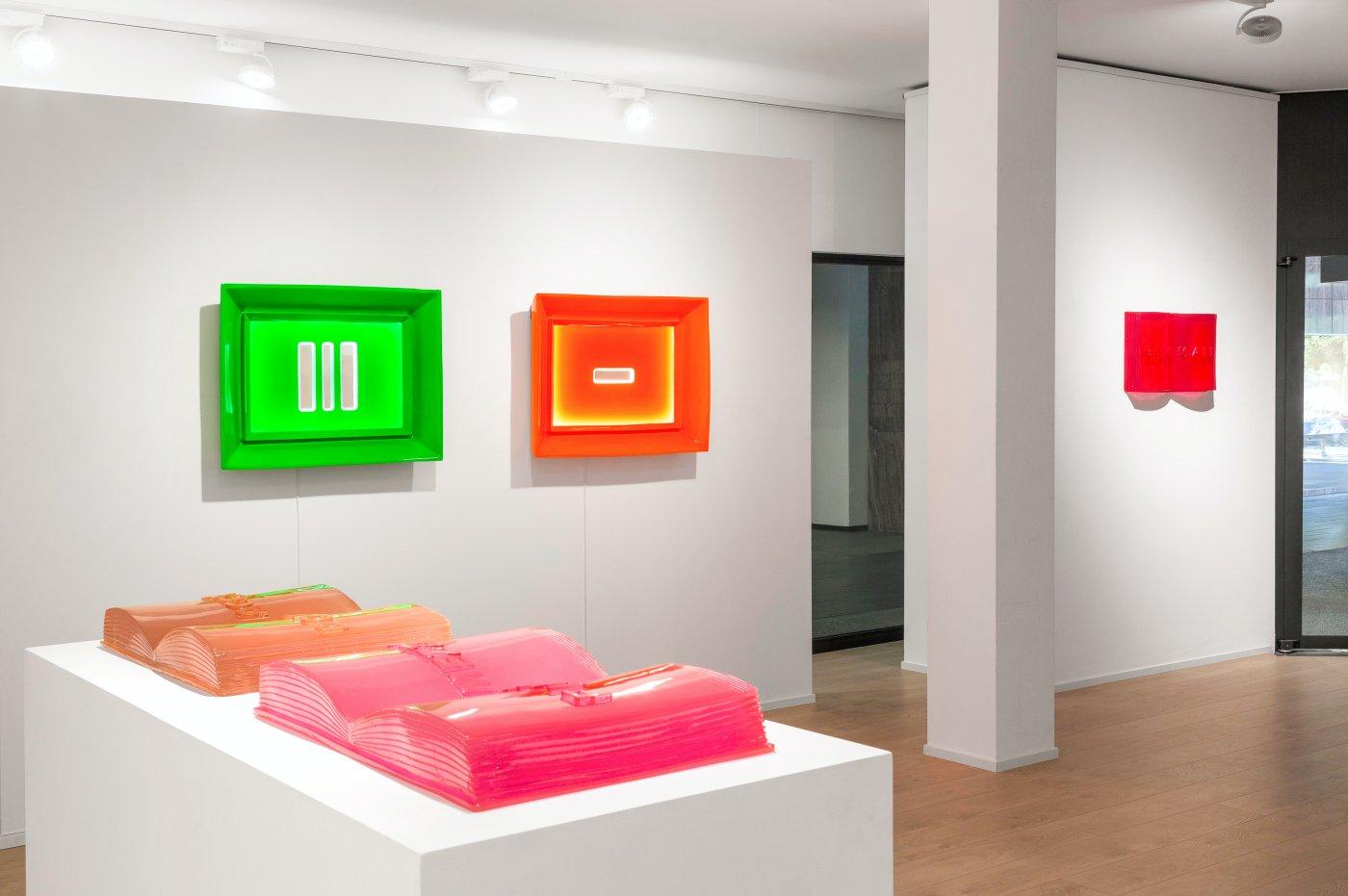 Cortesi Gallery Lugano Chiara Dynys 3