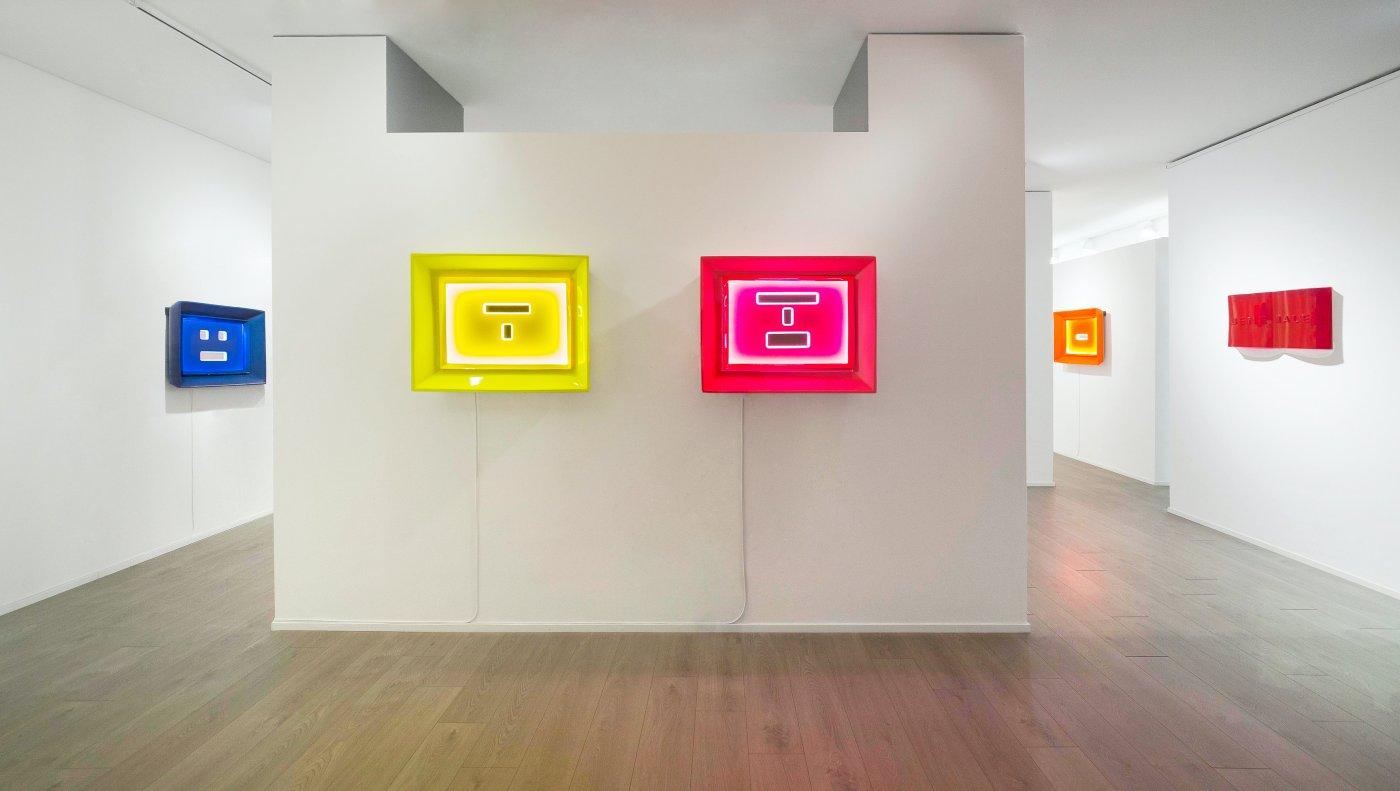 Cortesi Gallery Lugano Chiara Dynys 4