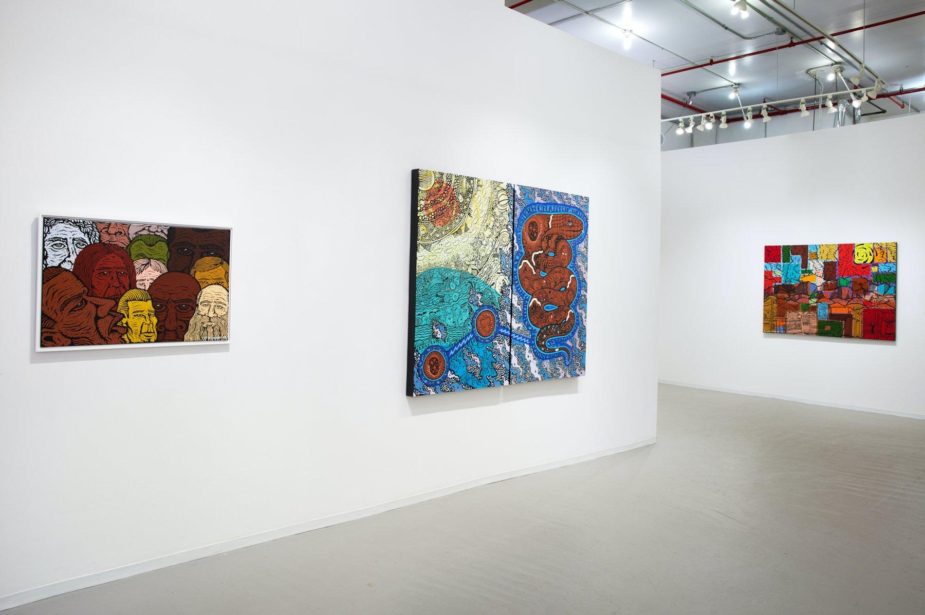 David Richard Gallery Daniel McCoy Jr 1