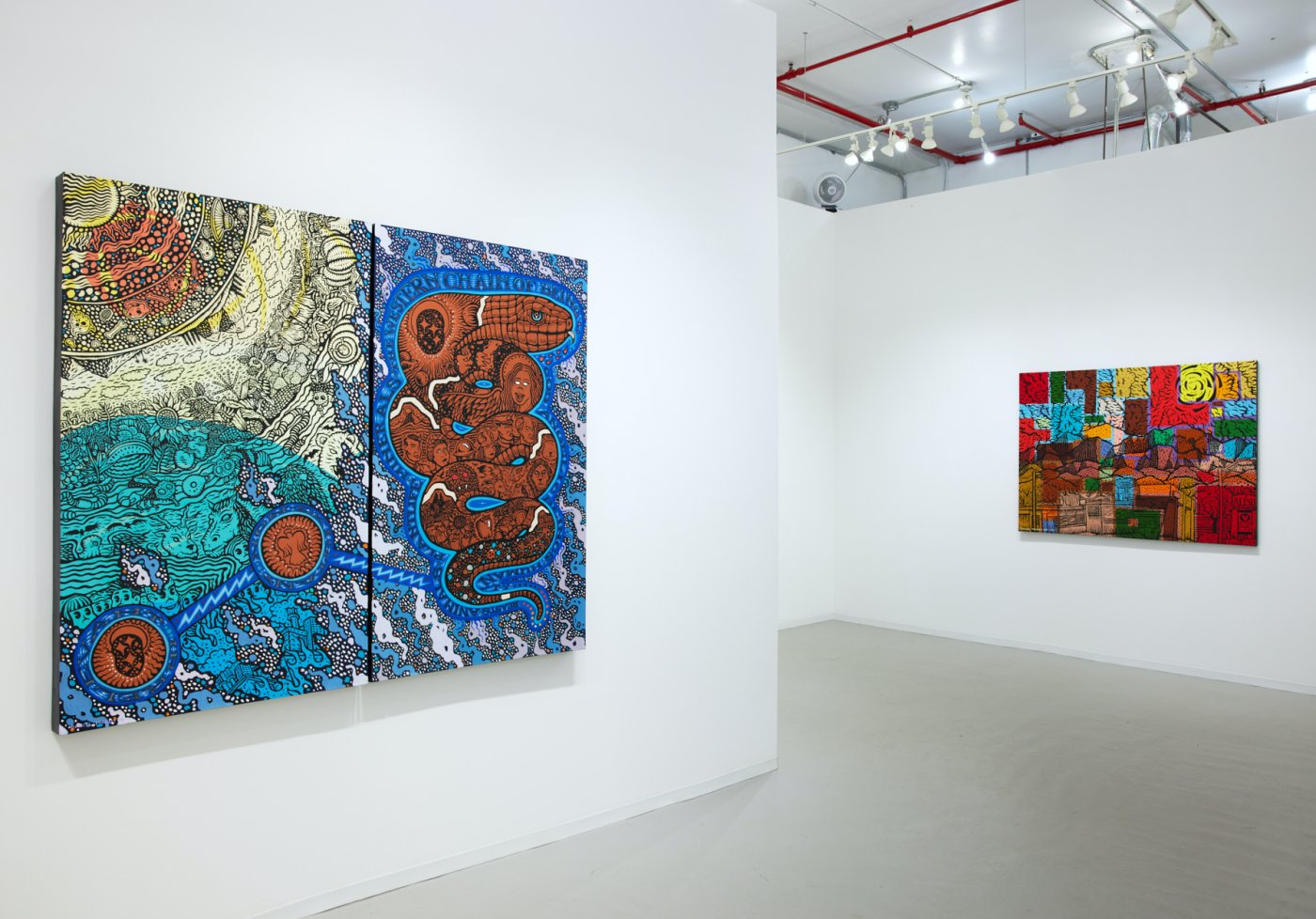 David Richard Gallery Daniel McCoy Jr 2