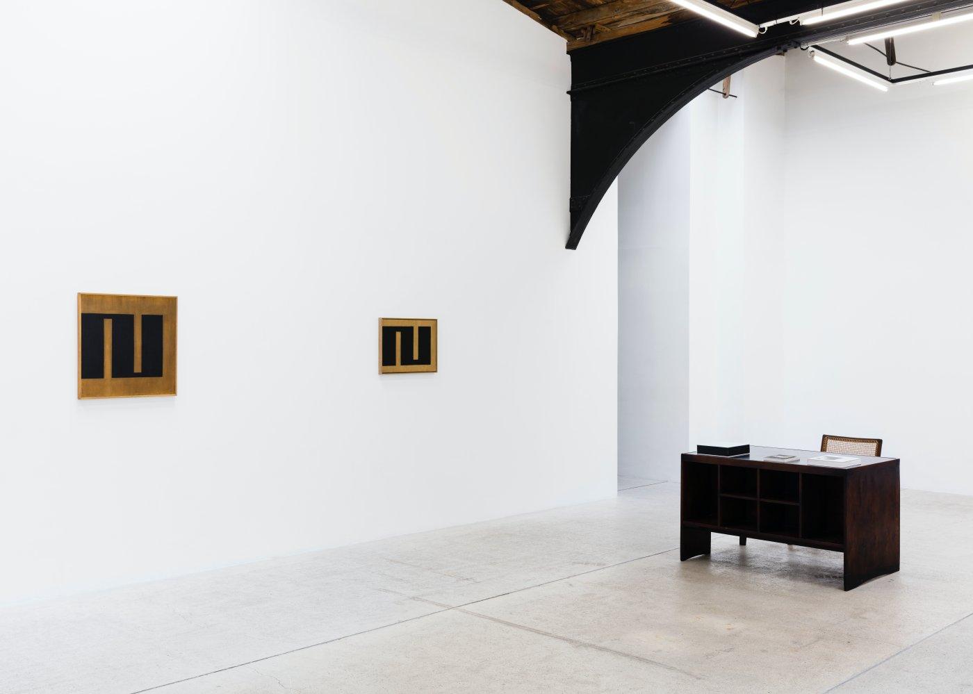 Galerie Frank Elbaz Julije Knifer 2