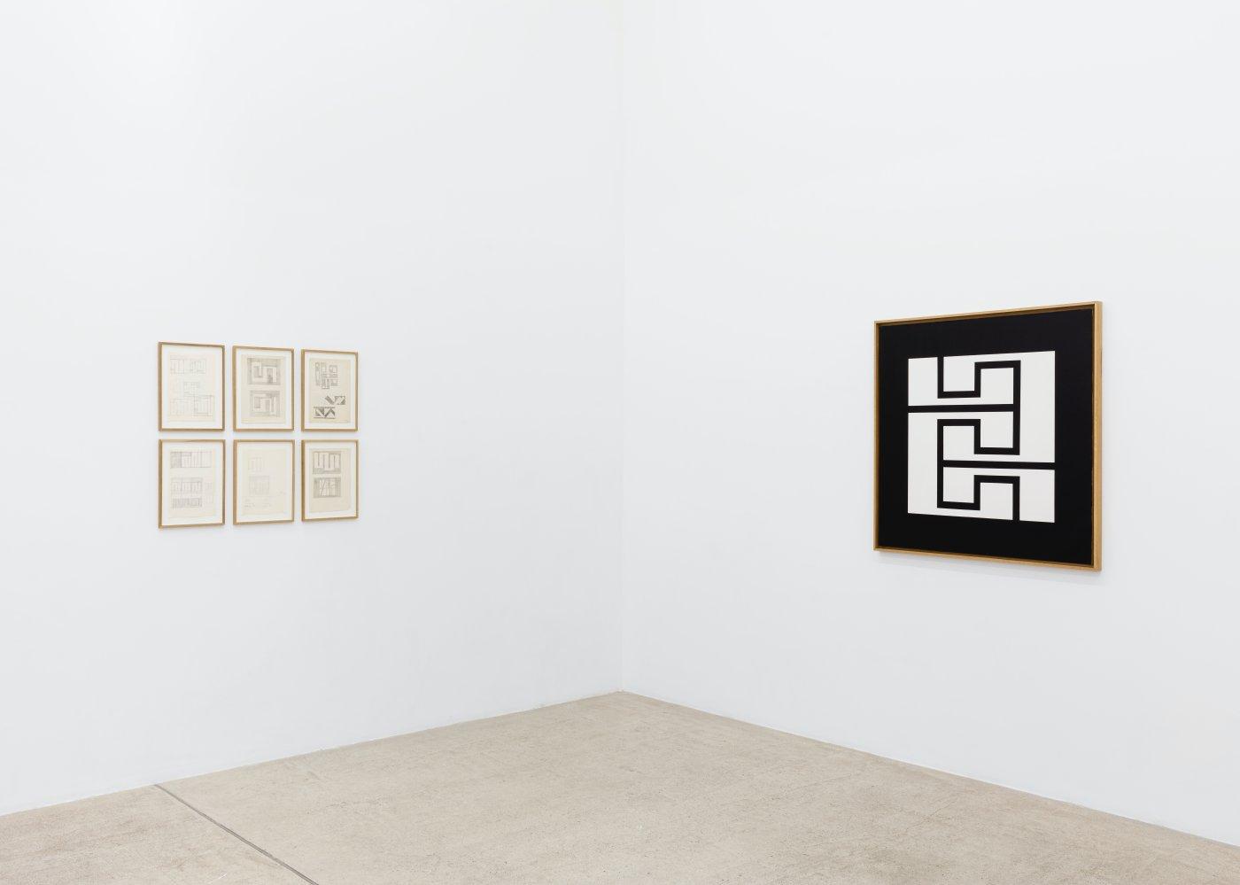 Galerie Frank Elbaz Julije Knifer 4