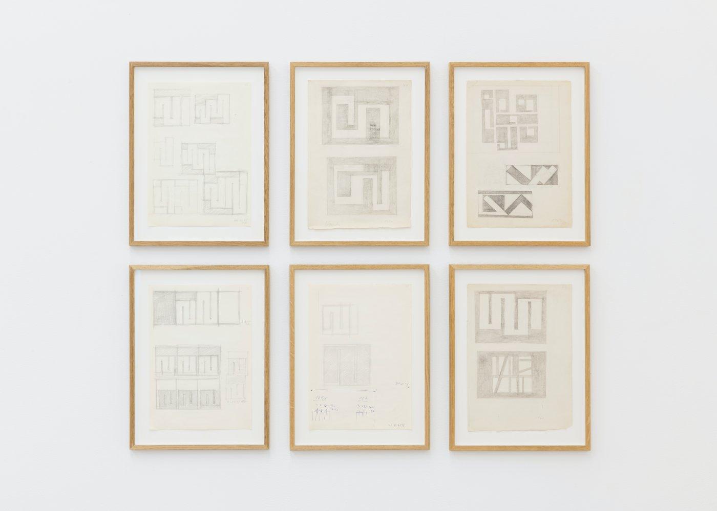 Galerie Frank Elbaz Julije Knifer 5