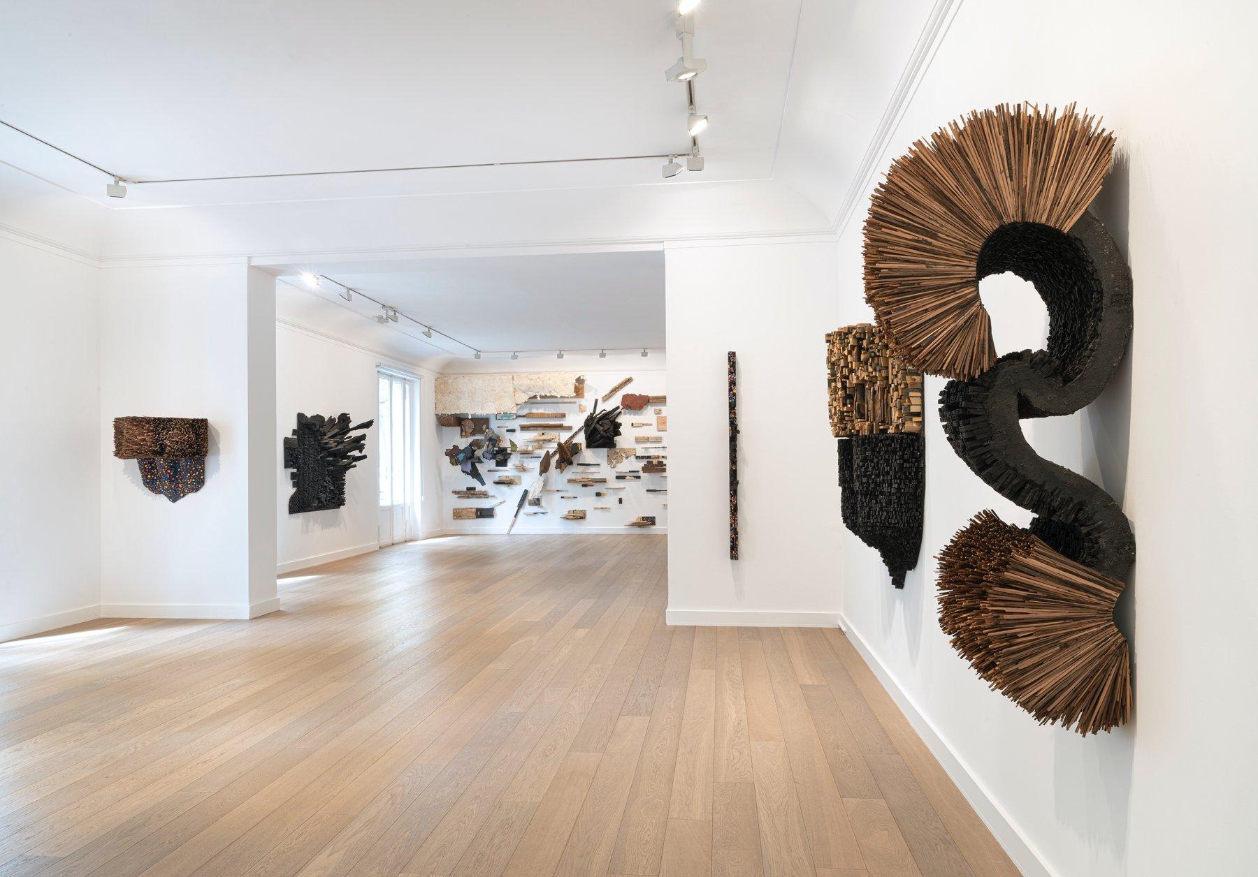 Galerie Lelong Co Leonardo Drew 1
