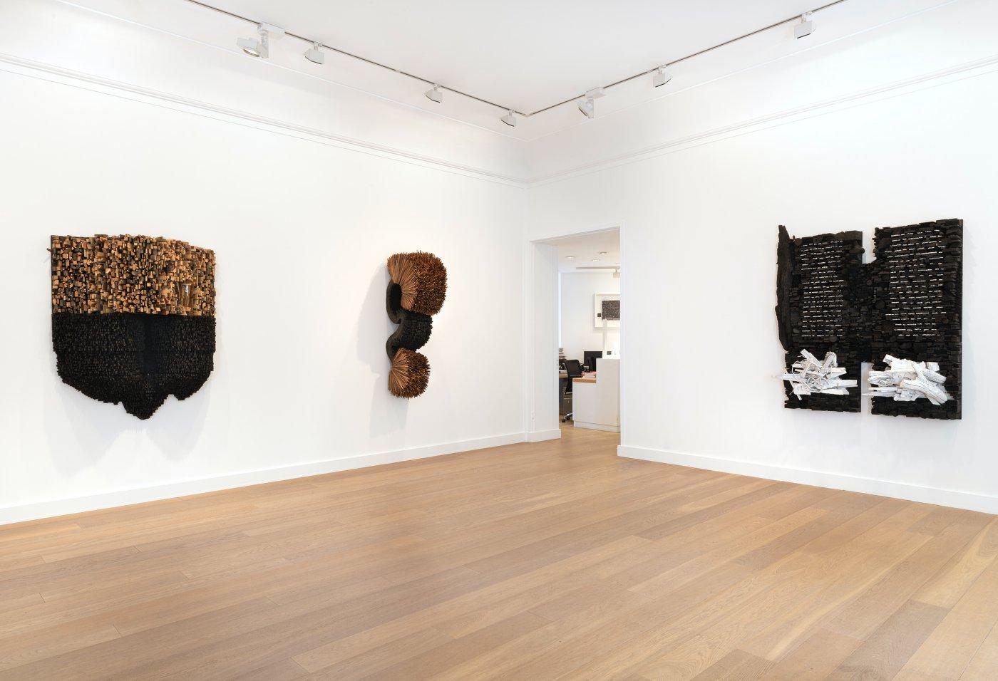 Galerie Lelong Co Leonardo Drew 2