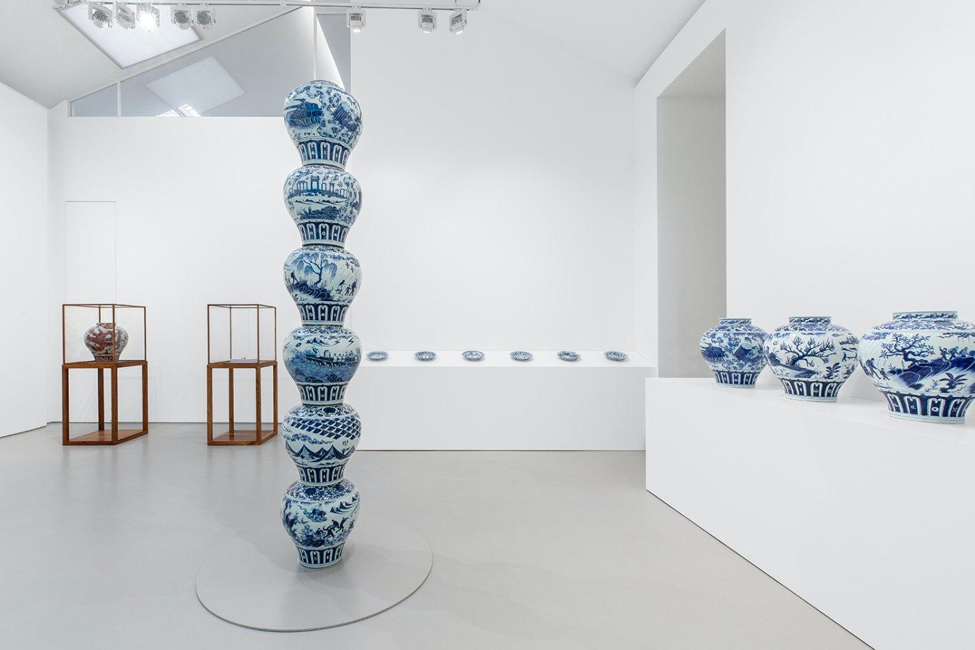 Galerie Max Hetzler Paris Ai Weiwei 2