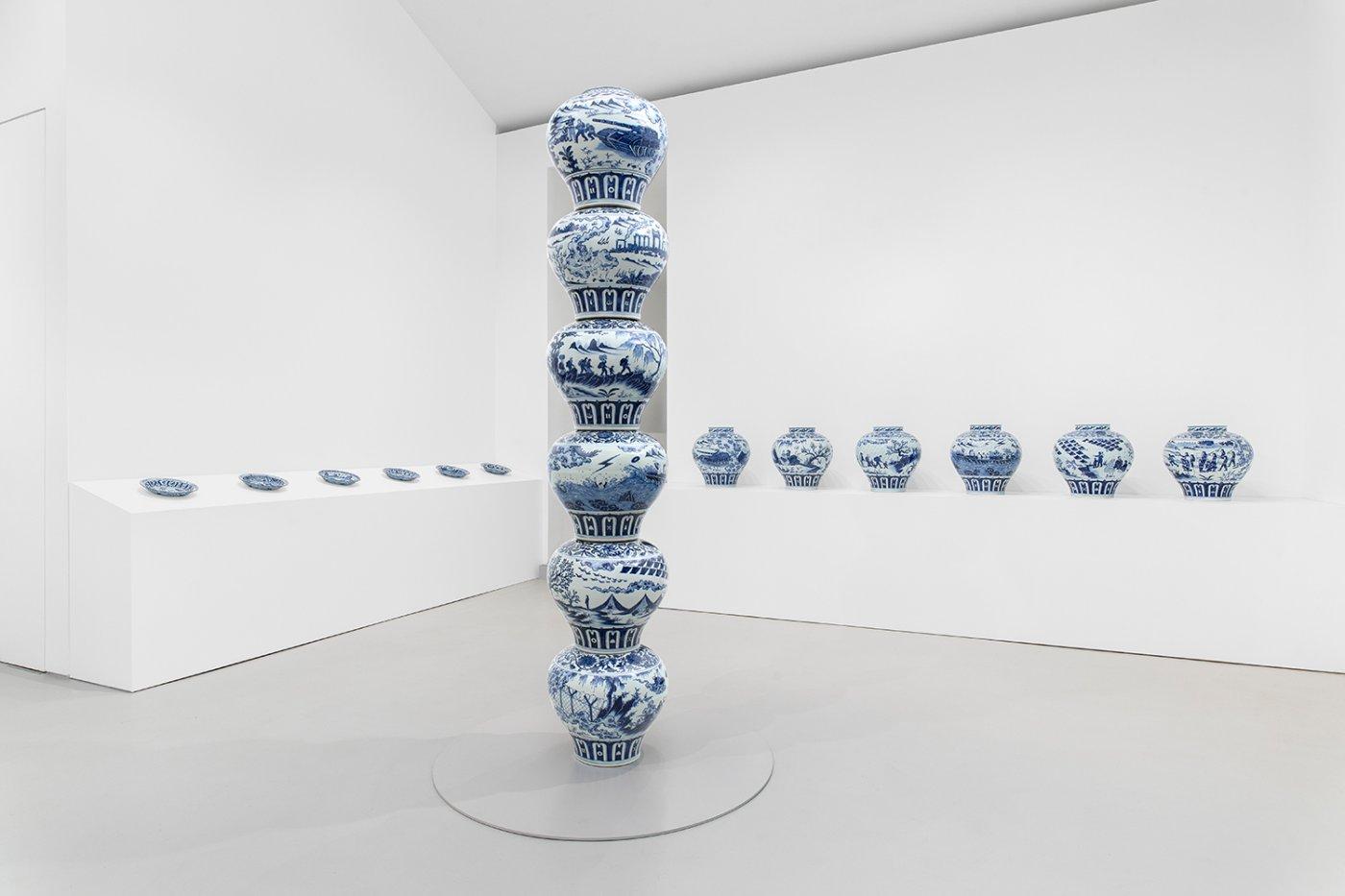 Galerie Max Hetzler Paris Ai Weiwei 3