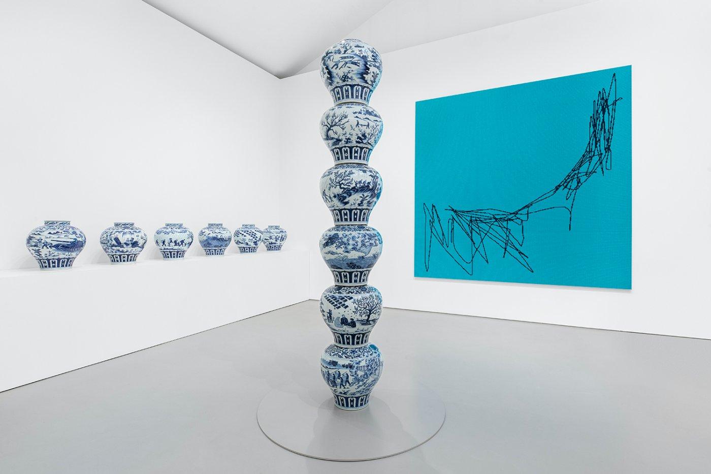 Galerie Max Hetzler Paris Ai Weiwei 4