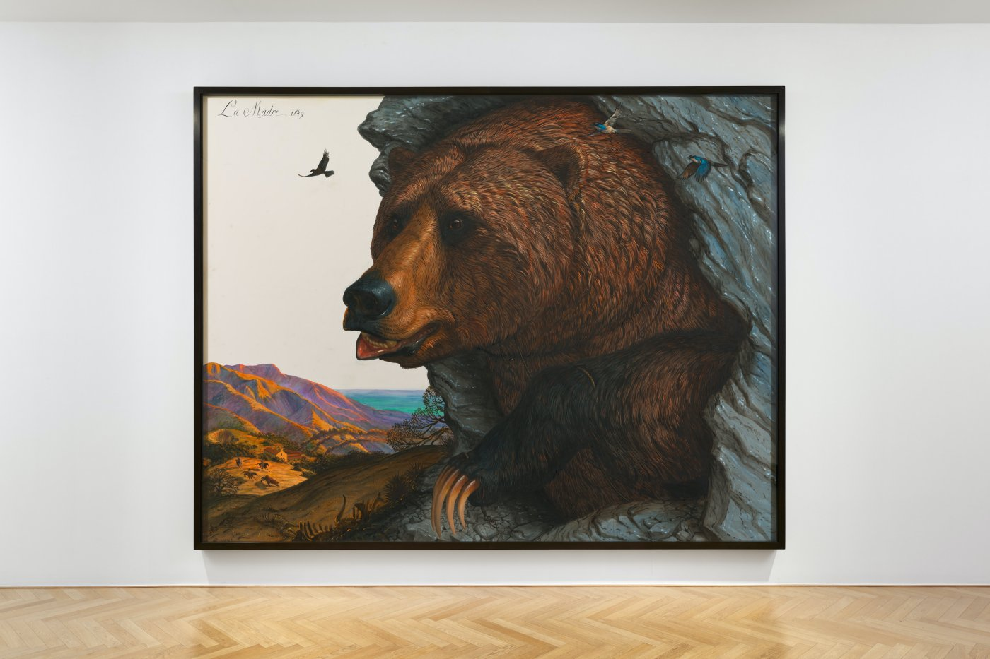 Galerie Max Hetzler Walton Ford 2