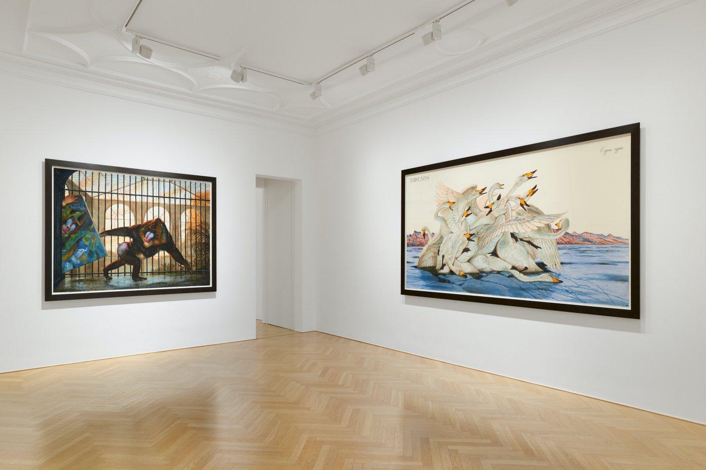 Galerie Max Hetzler Walton Ford 3