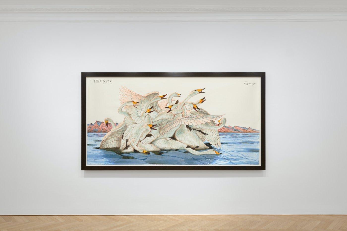 Galerie Max Hetzler Walton Ford 4