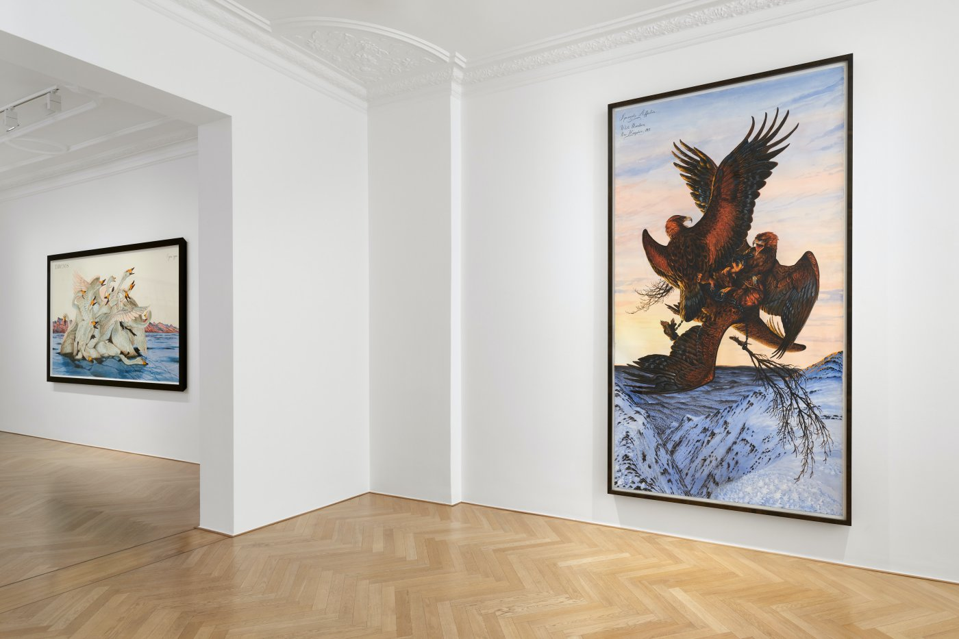 Galerie Max Hetzler Walton Ford 6