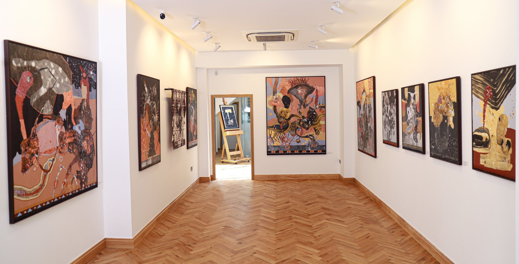 Grove Square Galleries Marc Standing 1