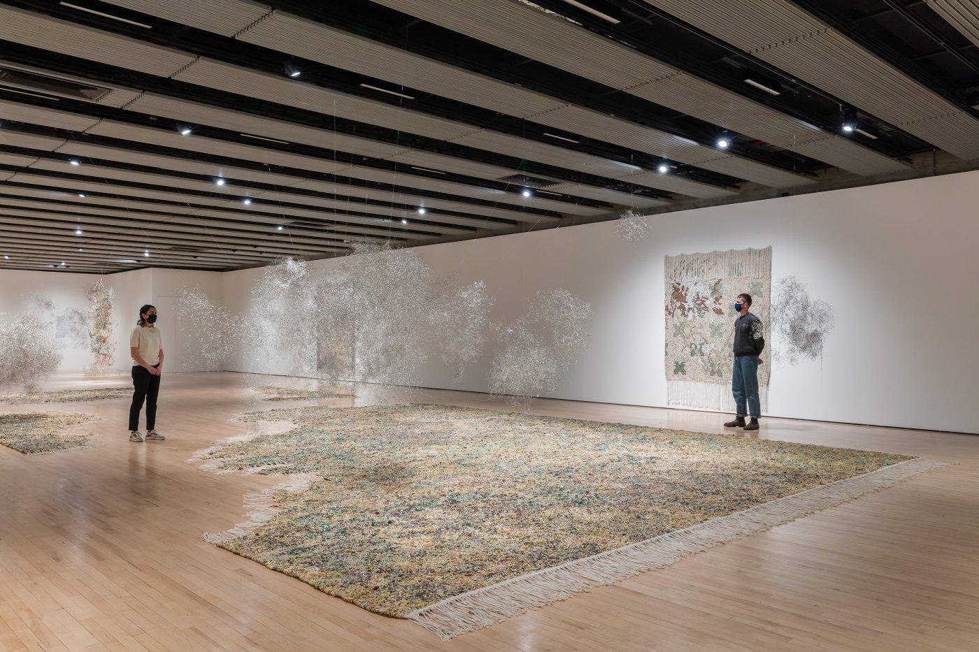 Hayward Gallery Igshaan Adams 2