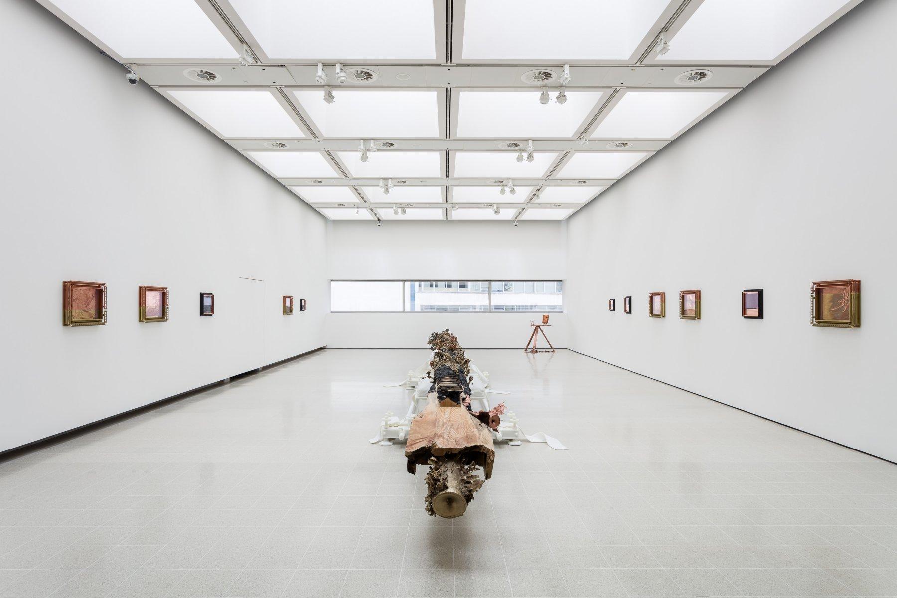 Hayward Gallery Matthew Barney 1