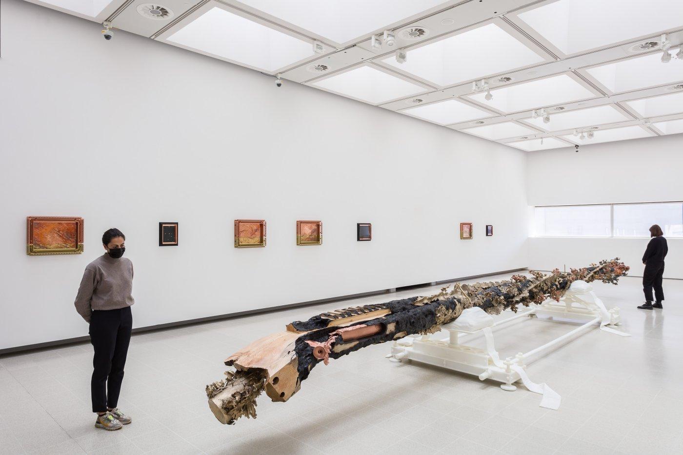 Hayward Gallery Matthew Barney 2