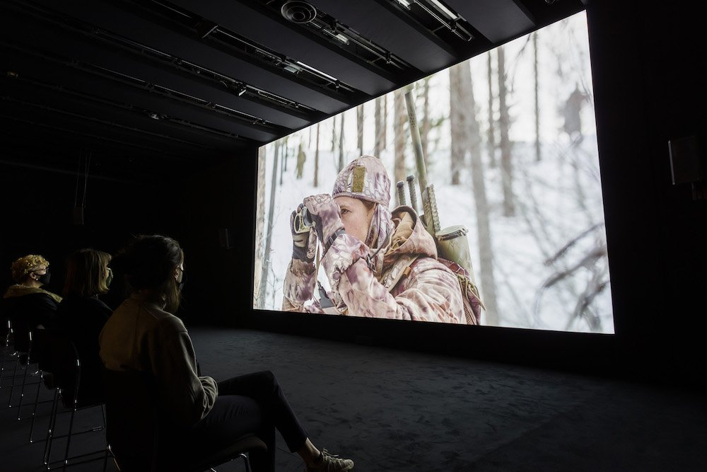 Hayward Gallery Matthew Barney 4