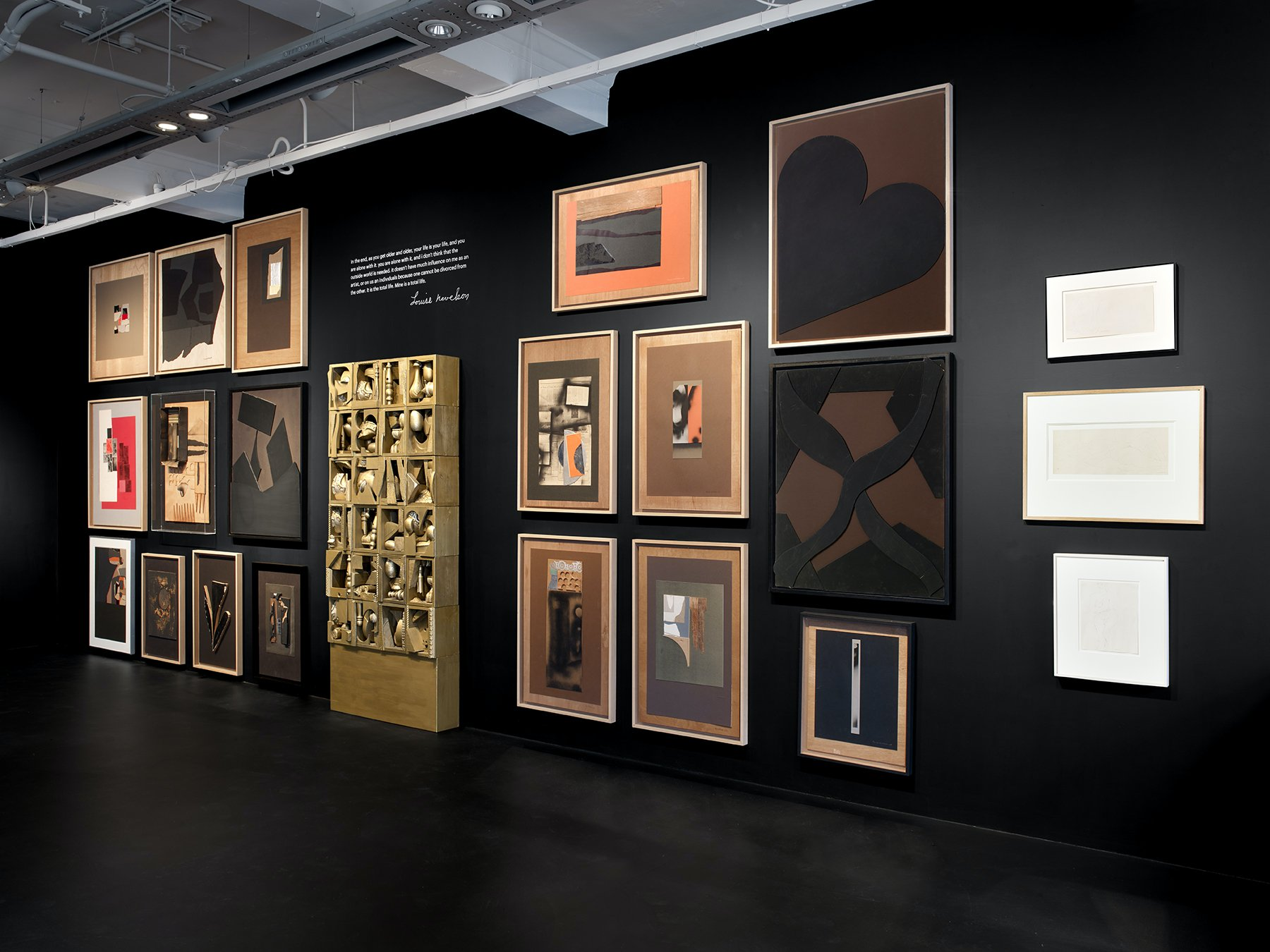 Levy Gorvy 40 Albemarle St Louise Nevelson 1