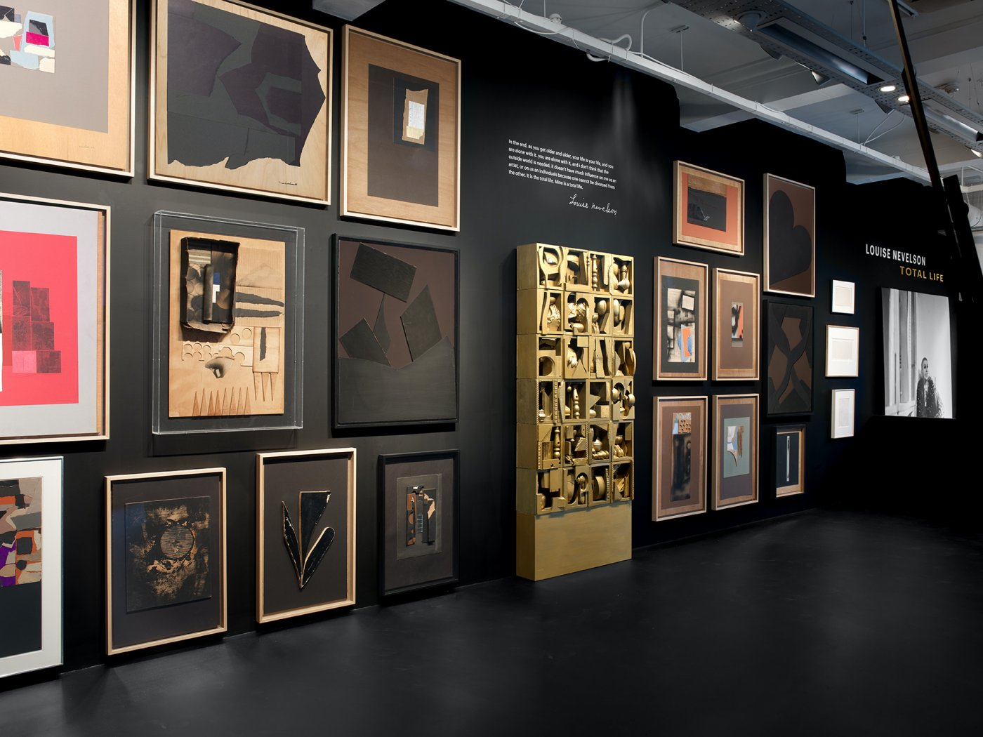 Levy Gorvy 40 Albemarle St Louise Nevelson 2