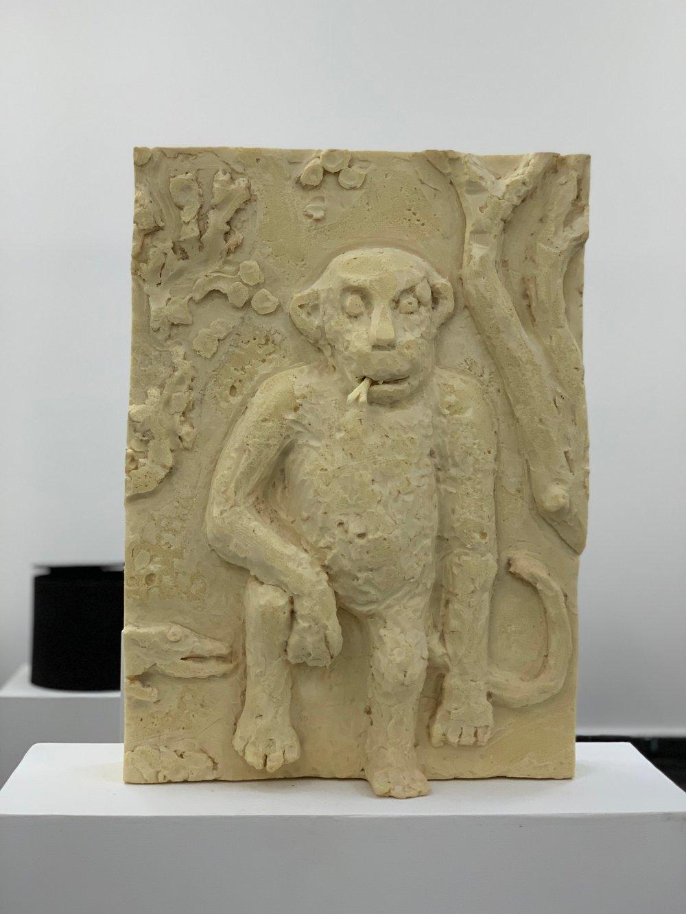 Reliefs (Monkeys)