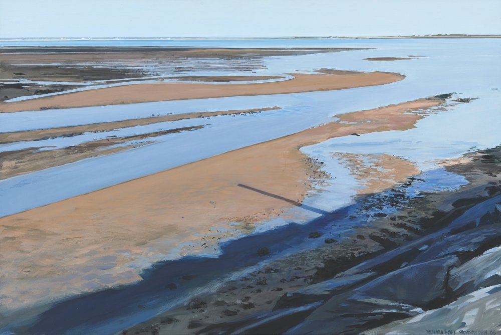 Late Afternoon Tide, Provincetown II