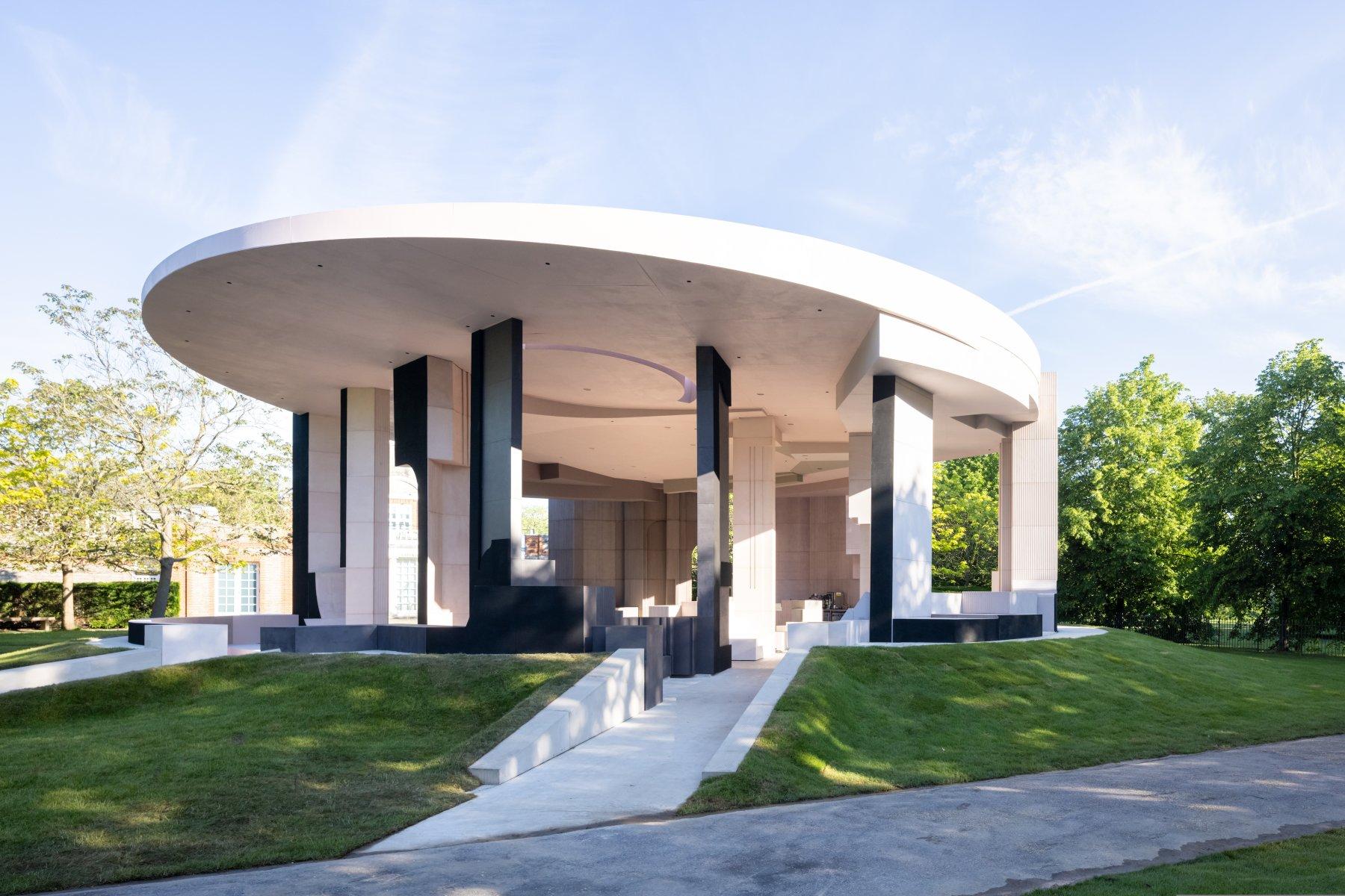 Serpentine Pavilion 2021 1