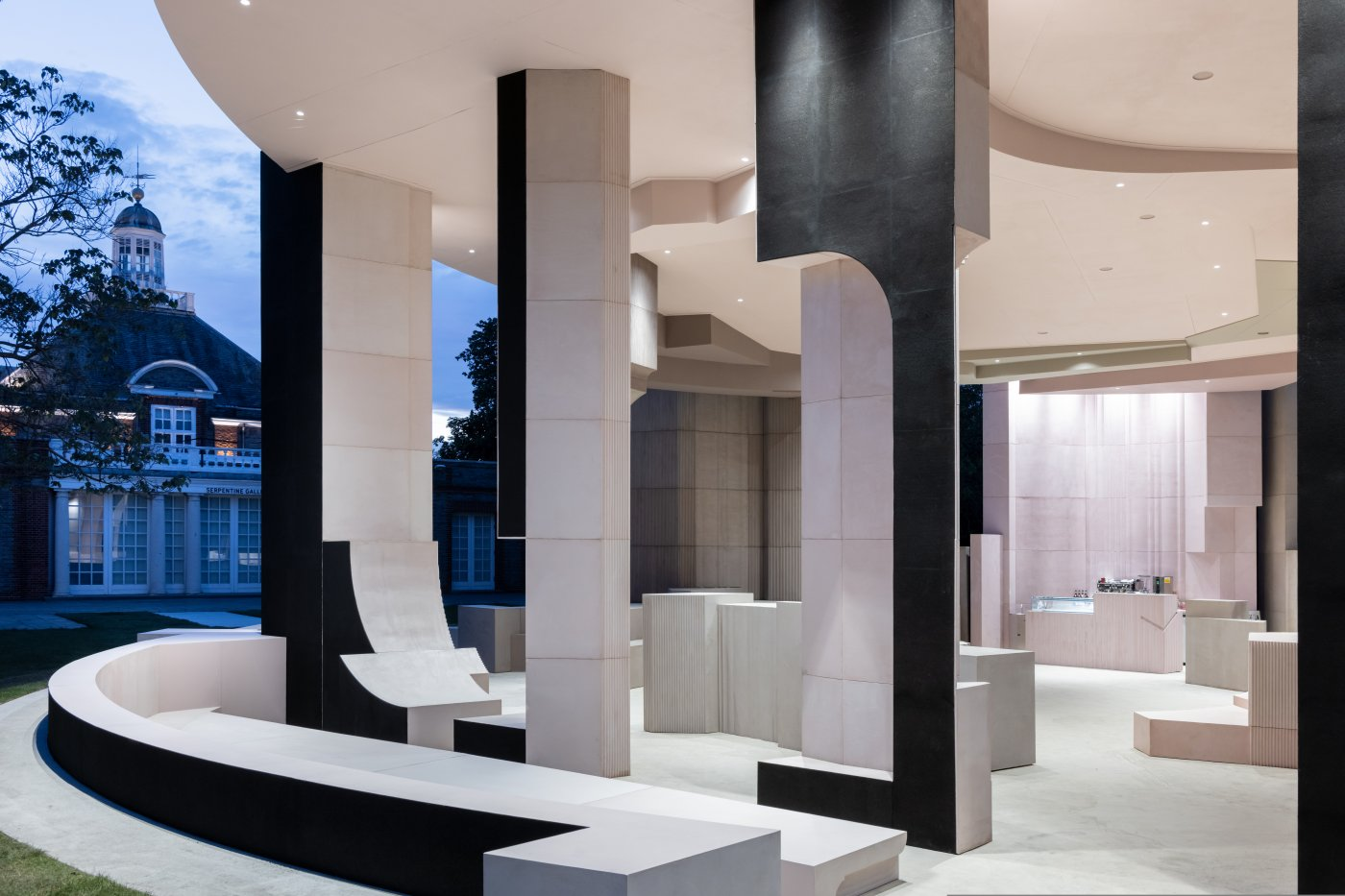 Serpentine Pavilion 2021 2
