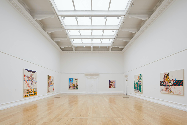 South London Gallery Christina Quarles 1