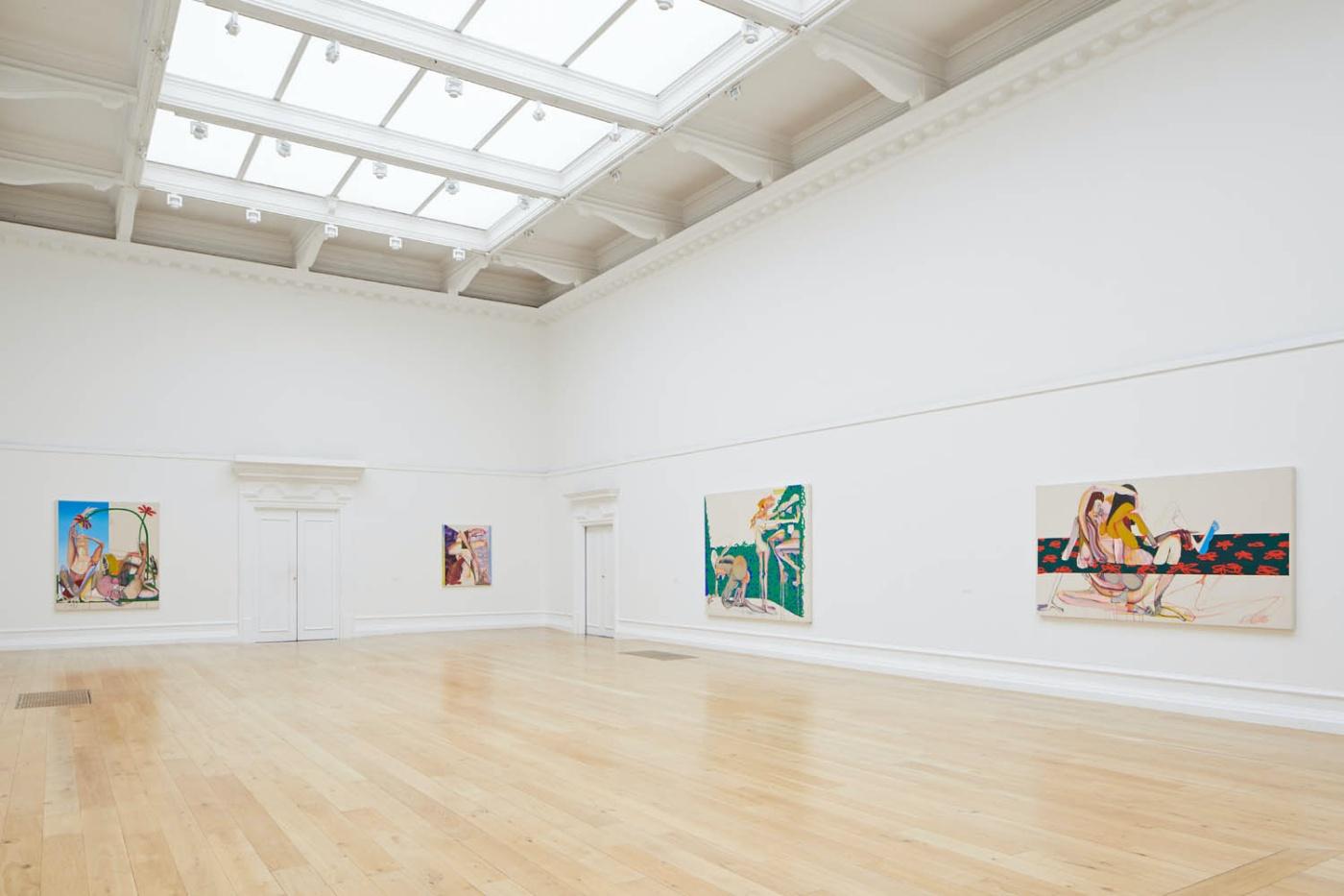 South London Gallery Christina Quarles 3