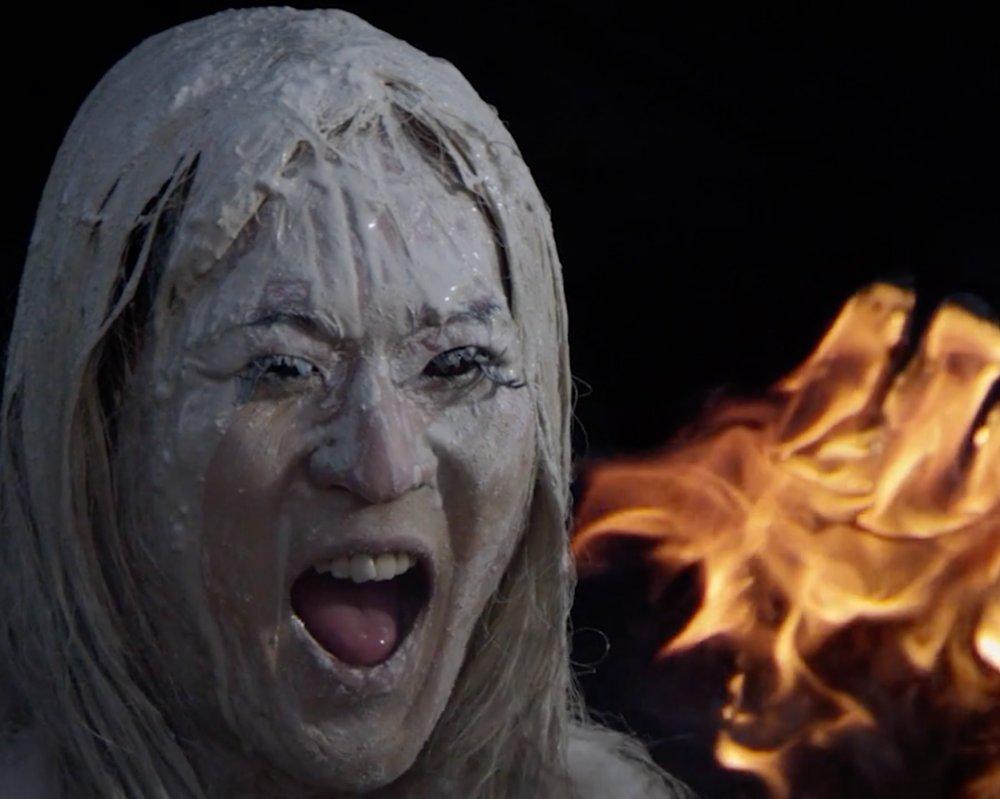 Still from 'Xina Xurner: Burn Slow'