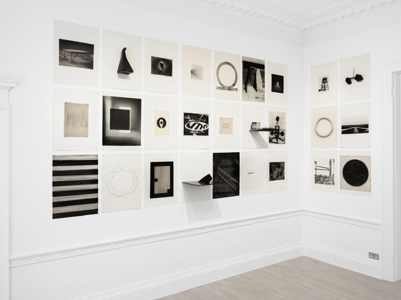 Cardi Gallery London Marco Tirelli 2