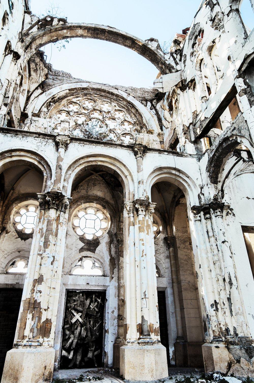 Haïti, Port au Prince, Pietonville, Cathédrale Notre-Dame-de-l'Assomption