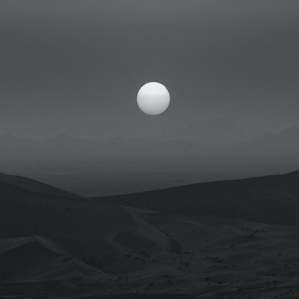 Dusk Merzouga 02. Merzouga, Sahara Desert, Morocco