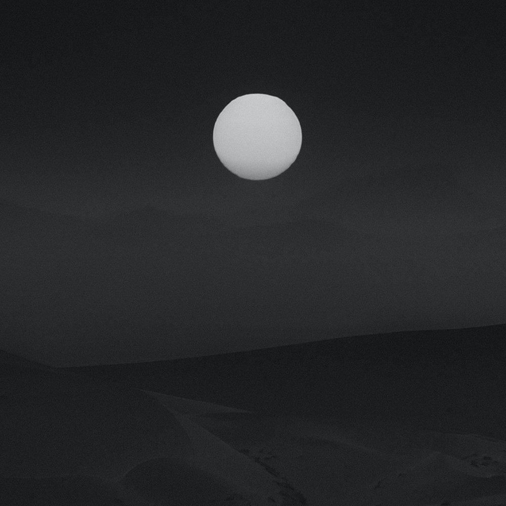 Dusk Merzouga 05. Merzouga, Sahara Desert, Morocco