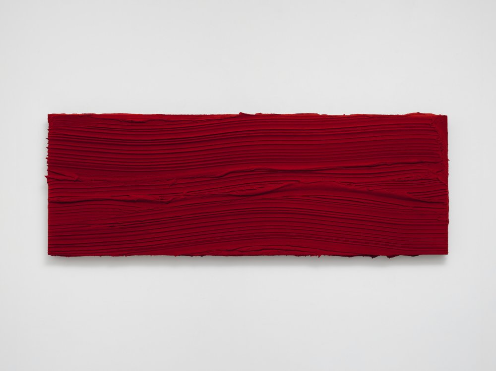 Untitled (Quinacridone scarlet)