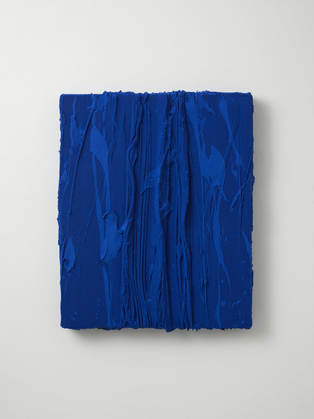 Untitled (Oriental blue)