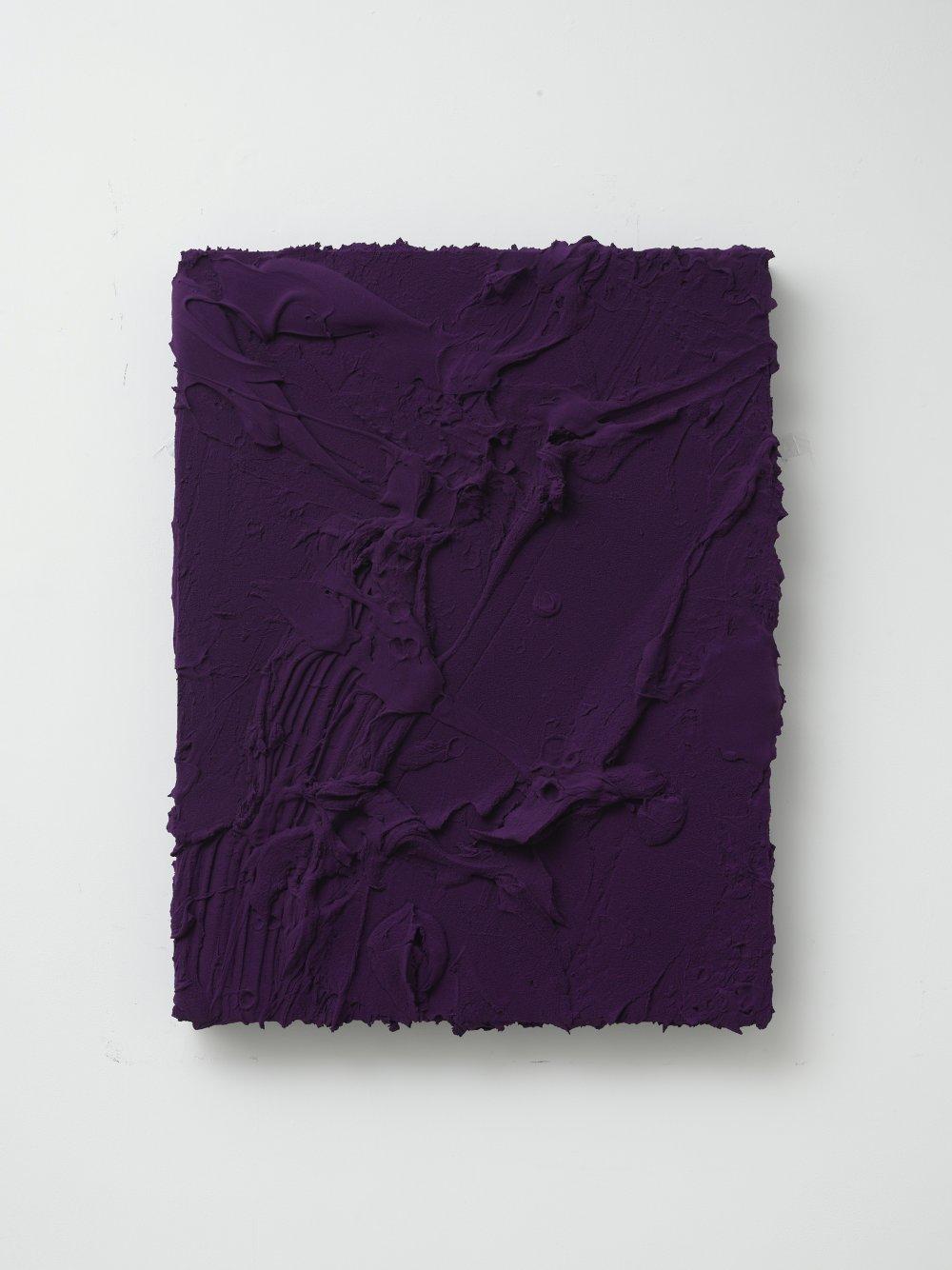 Untitled (Cobalt violet)