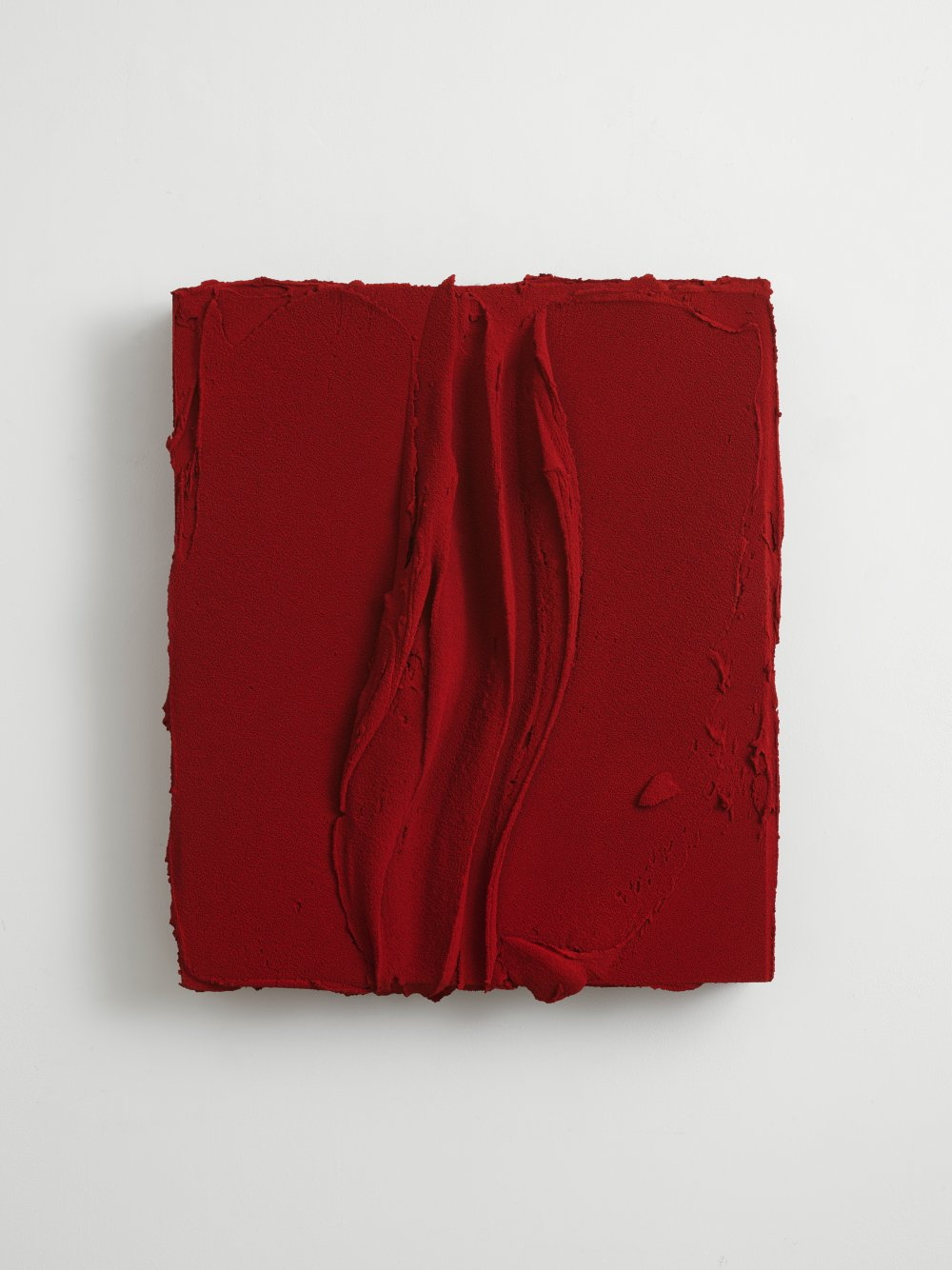 Untitled (Permanent red)