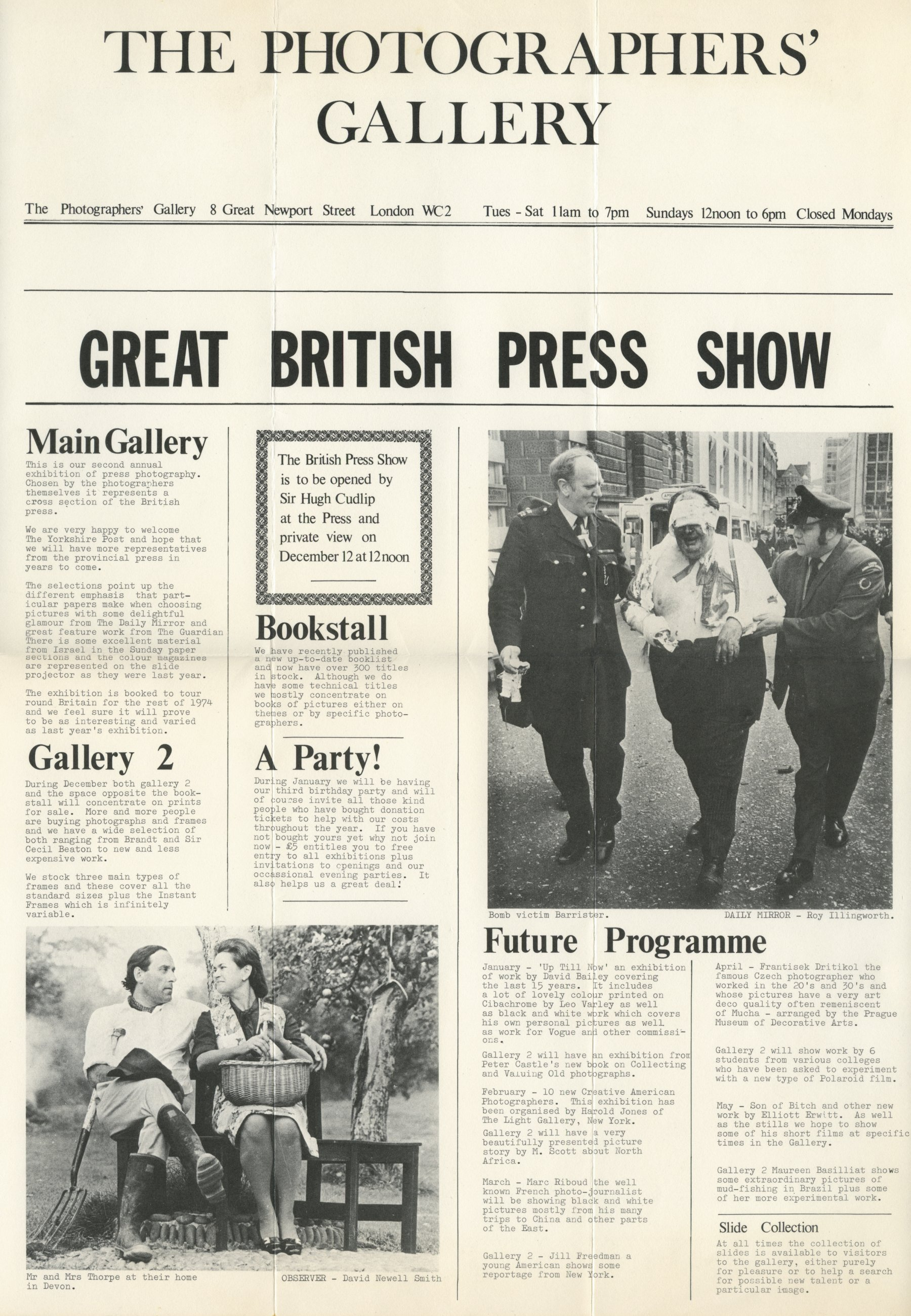 Light Years 1972_GBPressShow_Poster