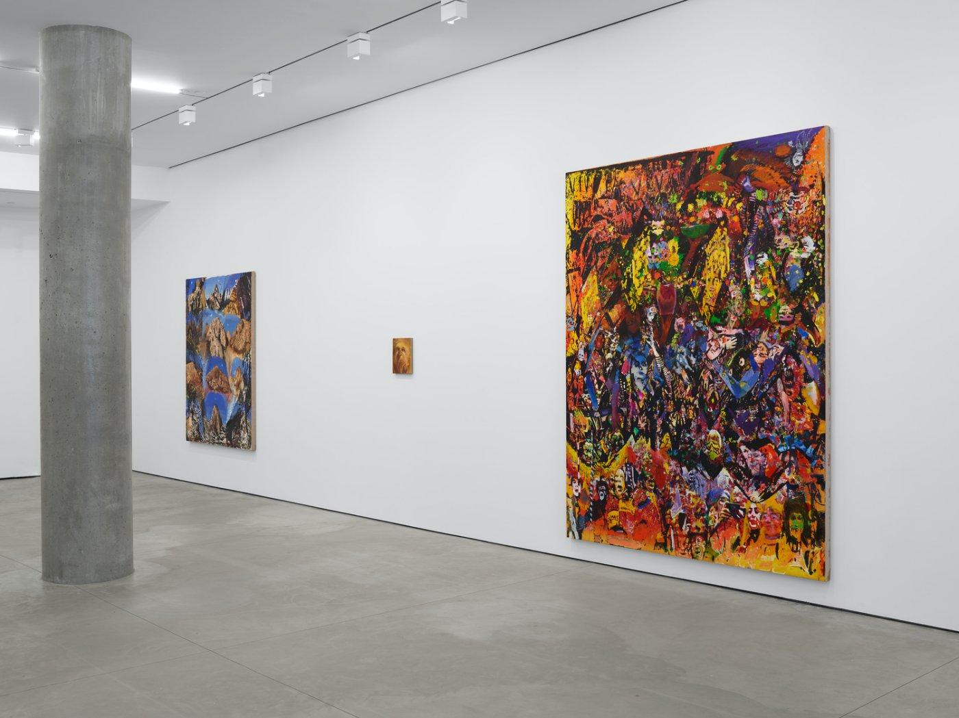 Lisson Gallery New York Van Hanos 6