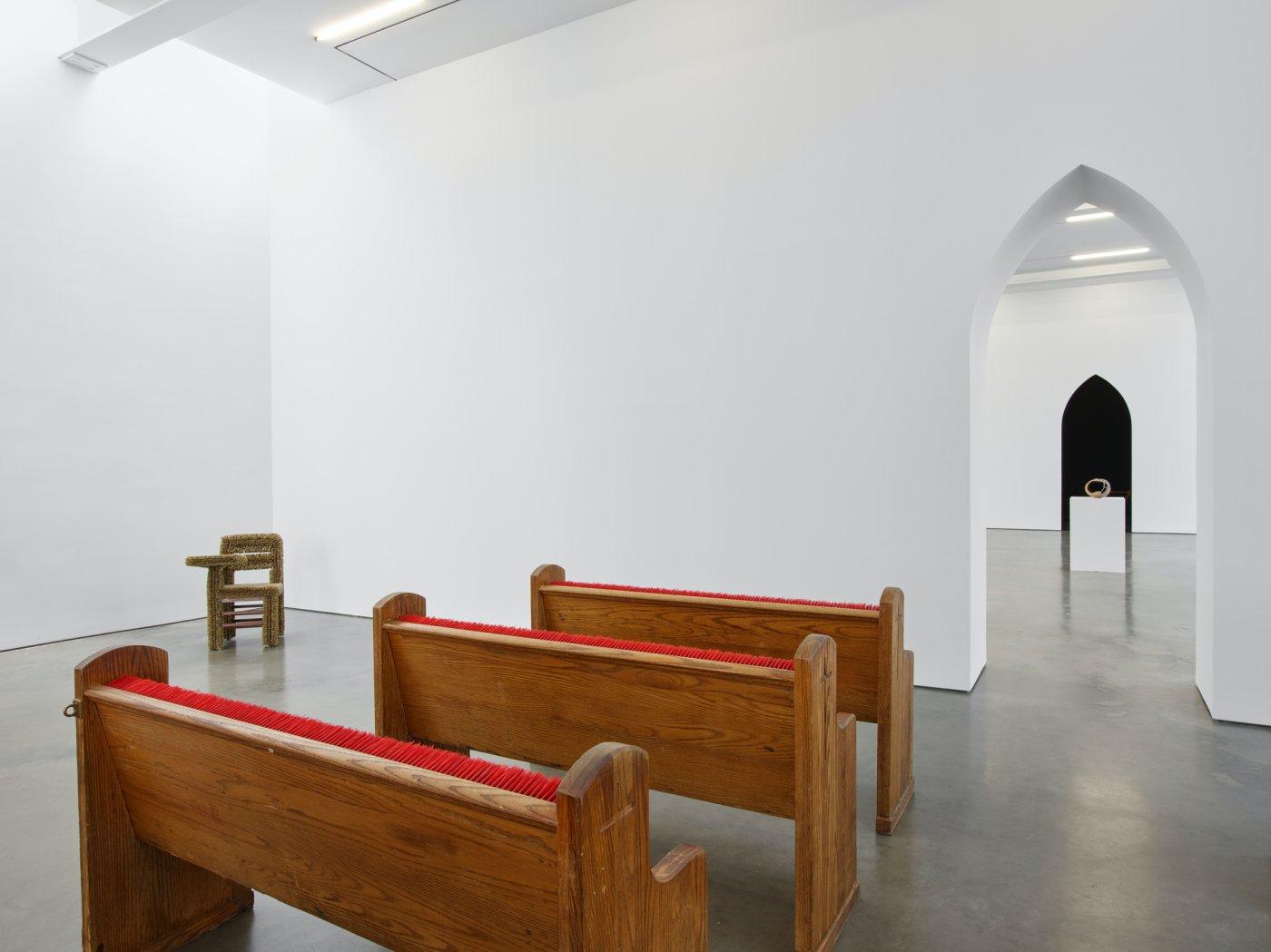 Lisson Gallery W 24th St Hugh Hayden 2