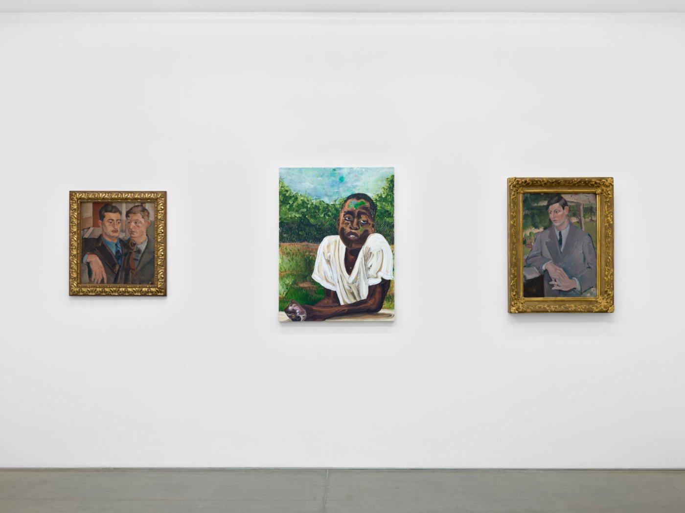 Massimo de Carlo London Portraiture One Century Apart 10