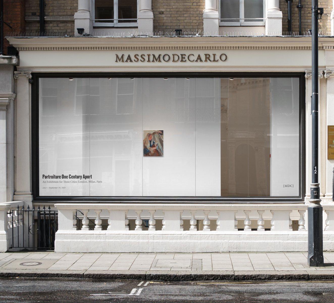 Massimo de Carlo London Portraiture One Century Apart 11