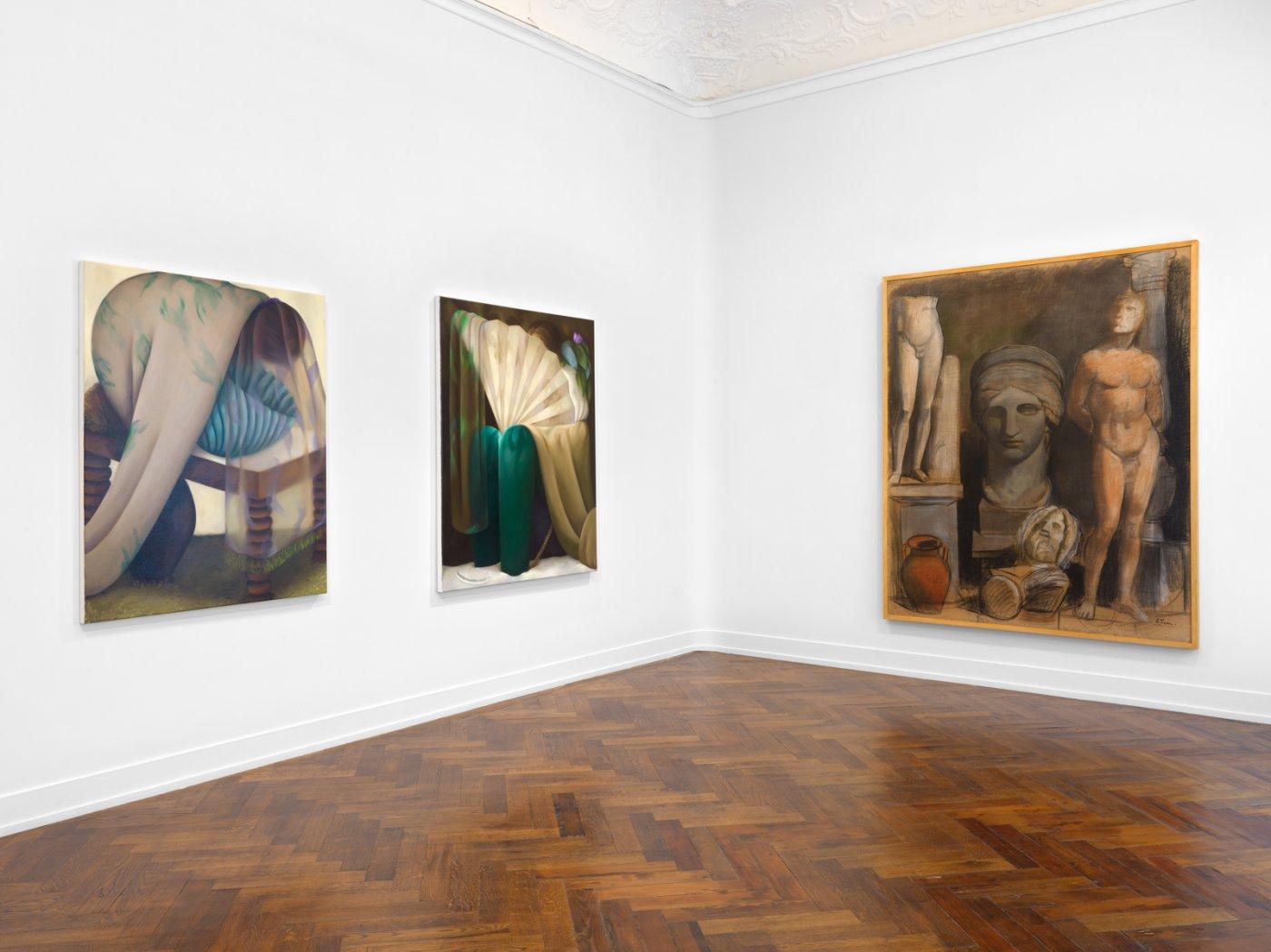 Massimo de Carlo London Portraiture One Century Apart 5
