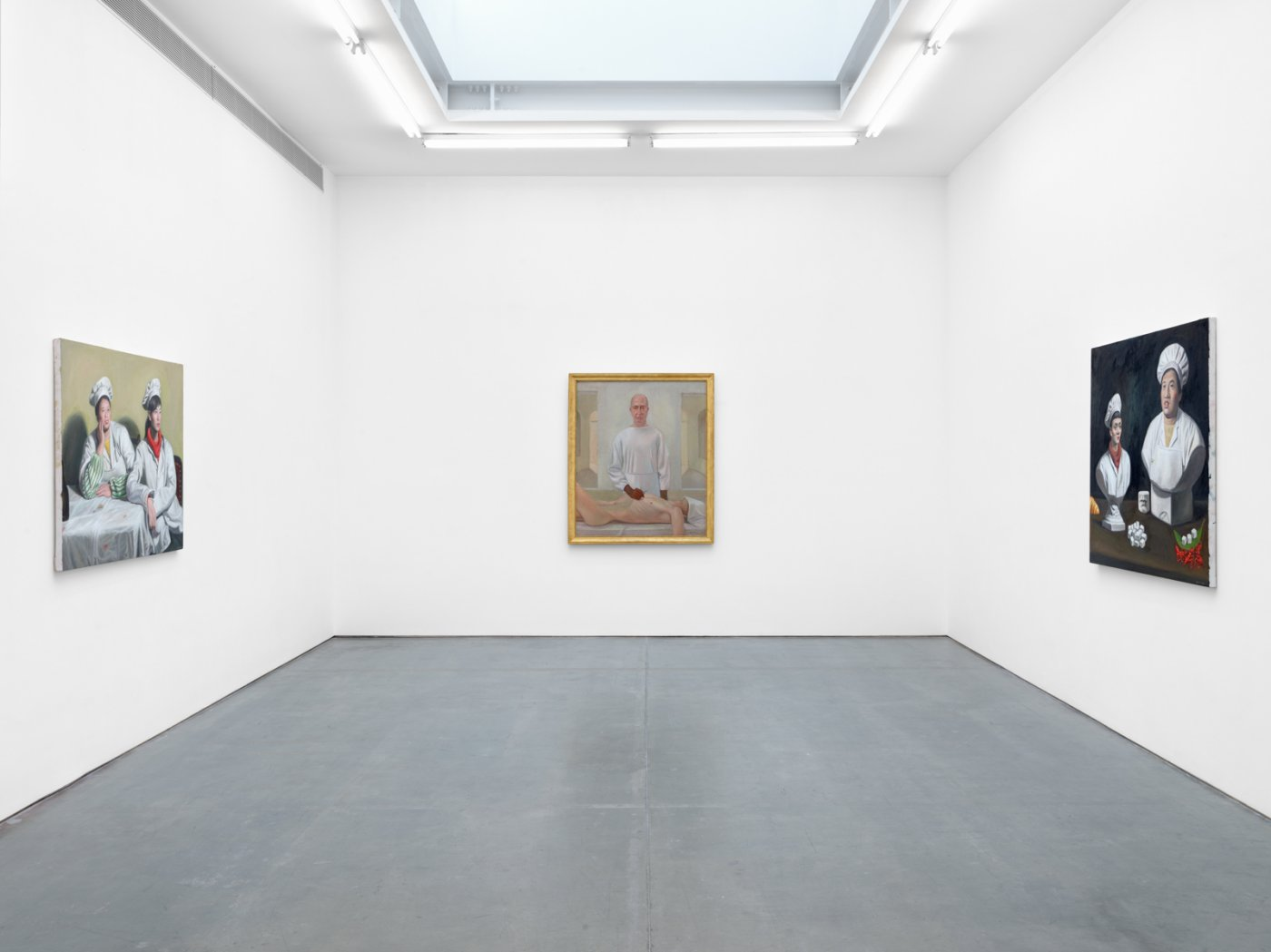 Massimo de Carlo London Portraiture One Century Apart 7