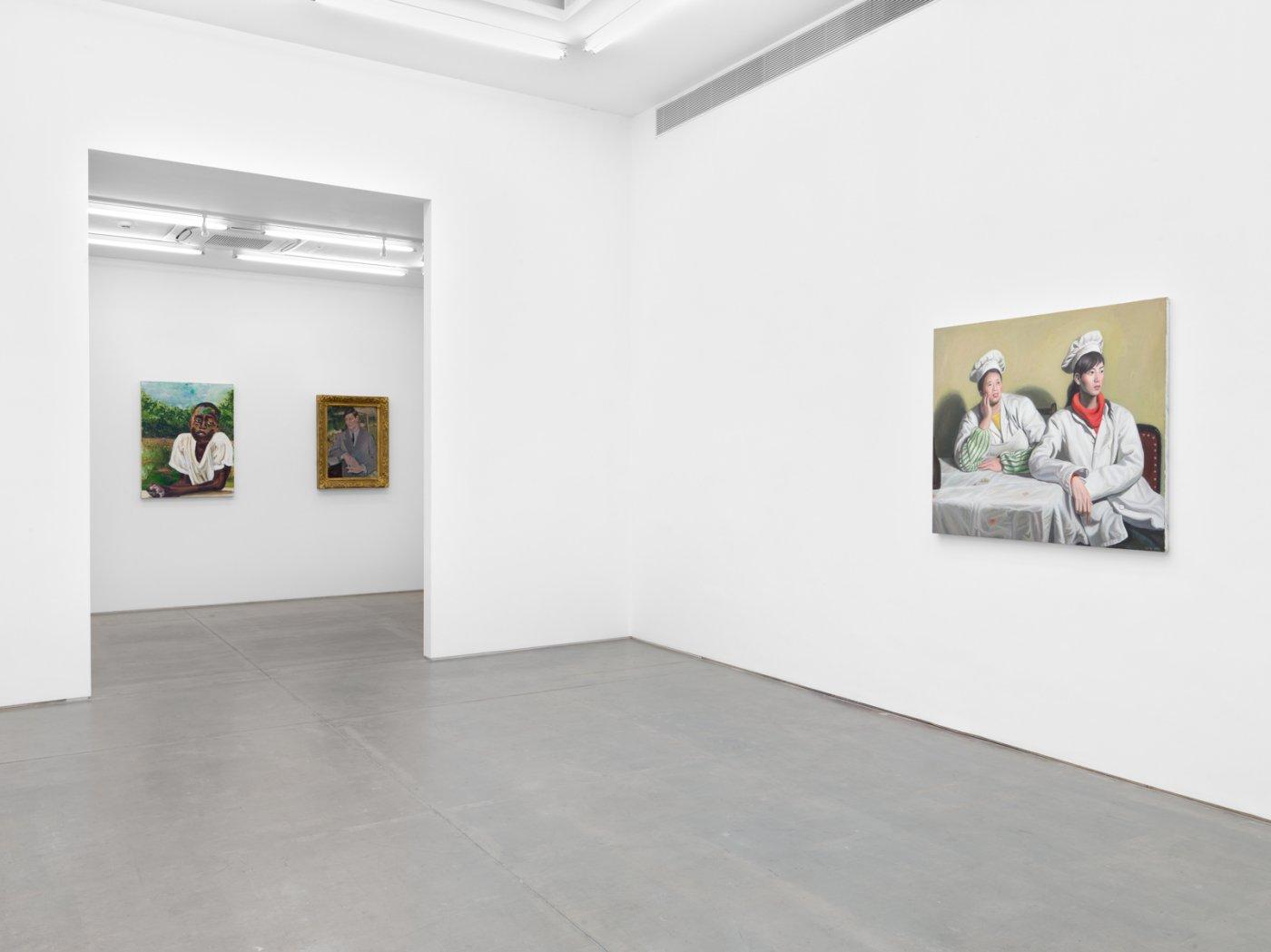 Massimo de Carlo London Portraiture One Century Apart 9