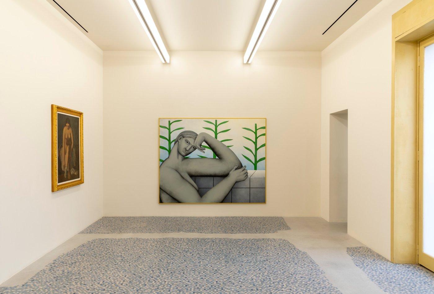Massimo de Carlo Milan Portraiture One Century Apart 14