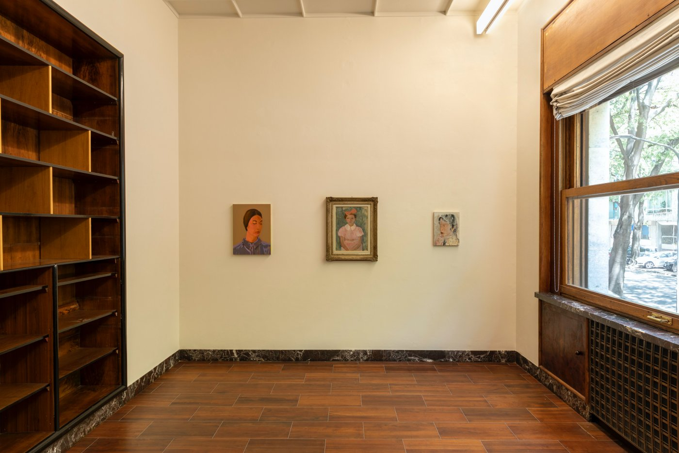 Massimo de Carlo Milan Portraiture One Century Apart 2