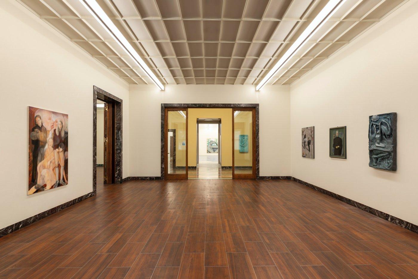 Massimo de Carlo Milan Portraiture One Century Apart 3