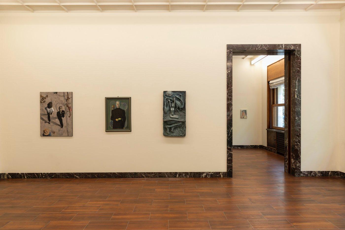 Massimo de Carlo Milan Portraiture One Century Apart 4